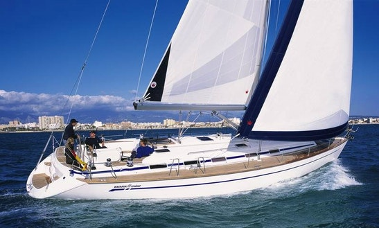 Nepture Planet 50' Cruising Monohull For Charter In Palermo, Italy
