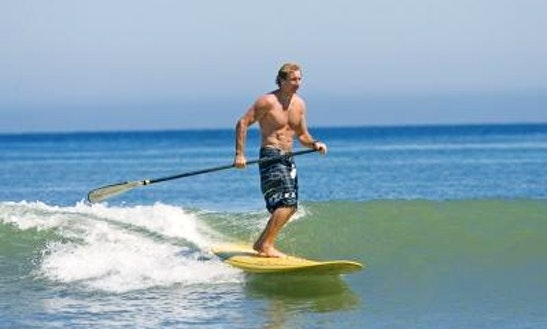 1 Hour Sup Rental In Key Biscayne, Florida
