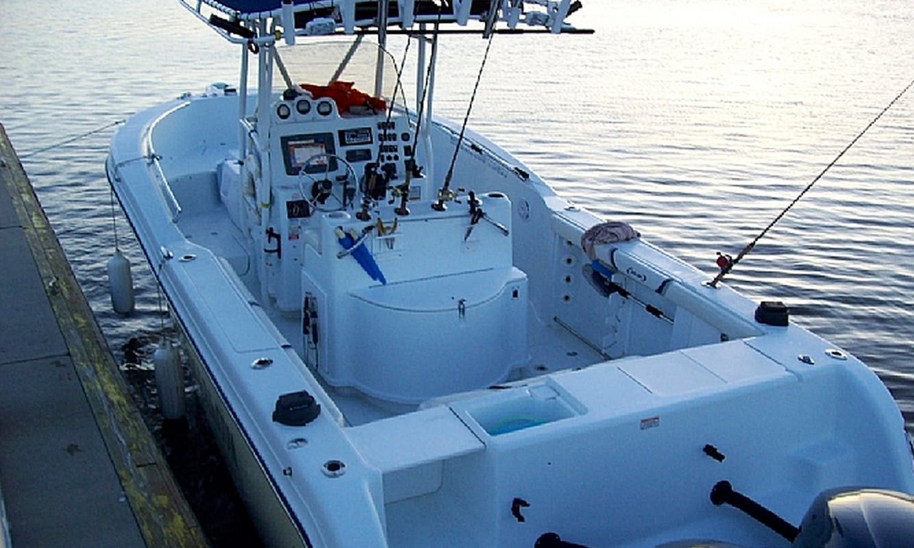 Enjoy Fishing In Jacksonville, Florida With Captain Chad
