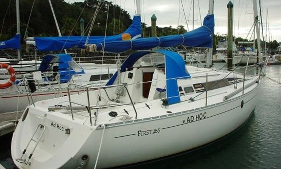 First 28.5' Cruising Monohull Charter In Alicante