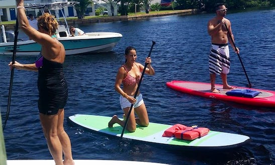 Stand Up Paddleboard Guided Tours In Florida