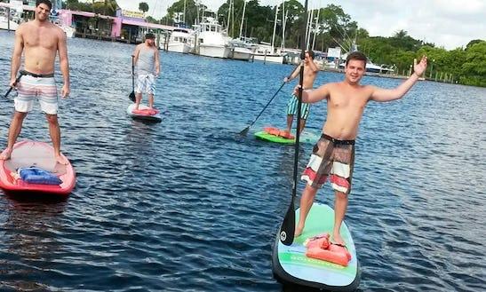 Stand Up Paddleboard Rental In Stuart, Florida