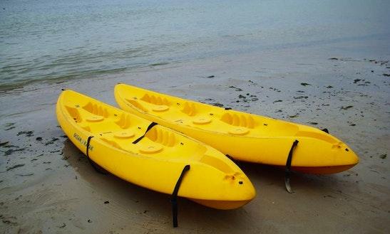 Kayak Rental In North Myrtle Beach