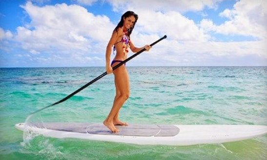 Stand Up Paddleboard Rental In North Myrtle Beach