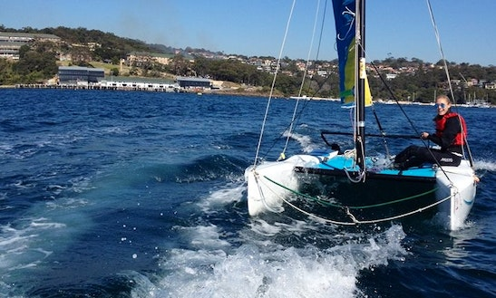 Hobie Wave For Hire From Hunters Bay