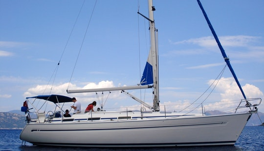Bavaria 40 - Yacht Charter In Marmaris