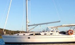 "Skippered Charter on ""Brittany Rose"" Catalina 455 Sailboat on Moreton Bay"