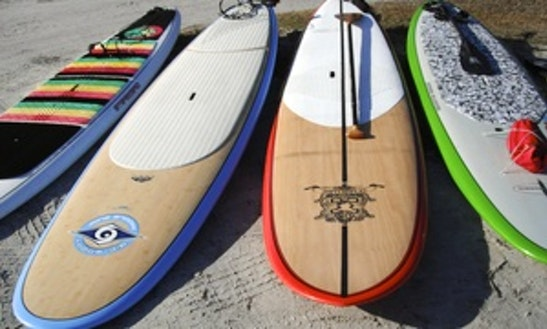 Sup & Kayak Rentals In Jacksonville