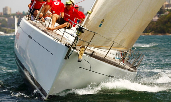 Beneteau 47.7 Sailing Yacht Charter In Hamble-le-rice
