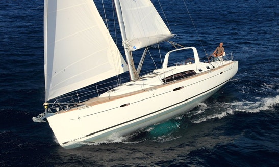 Skippered Charter Beneteau 50 In Hamble-le-rice
