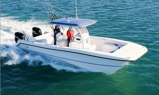 26' Twin Vee Powercat Rental In Coral Gables