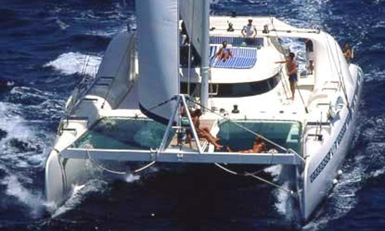 Charter 44' Cruising Catamaran In Athens