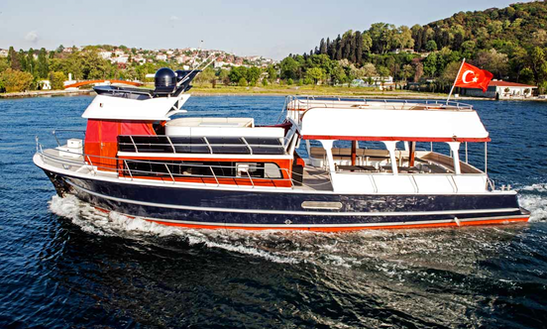 Private Captained Charter In Istanbul