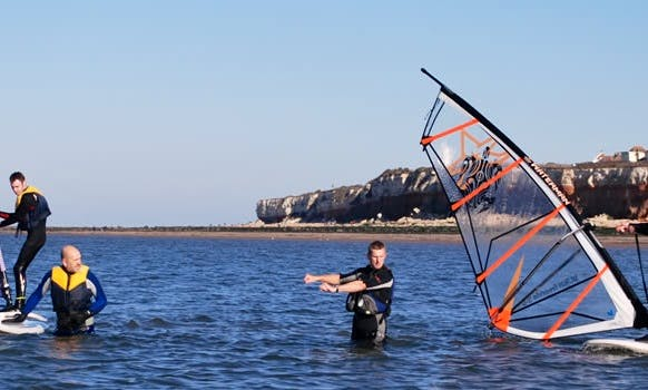 Windsurf Rentals in Can Pastilla