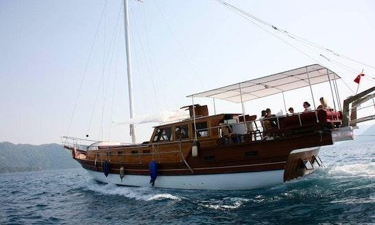 Charter Vereno From Marmaris, Turkey