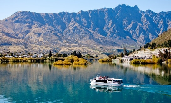 Charter Million Dollar 2 On Queenstown Lake