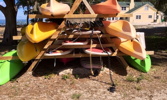 Paddleboard / Kayak For Rent In Destin