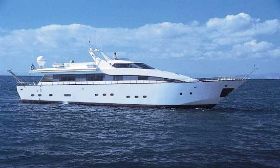 '100' Power Yacht Lady Kk
