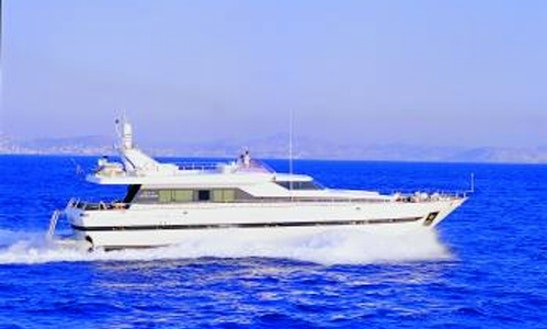 Bon Viveur A 90' Motor Yacht For Charter In Voula