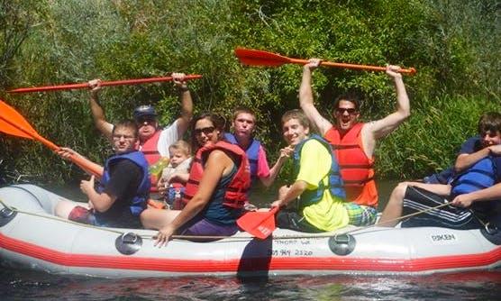 Book a 12' Raft in Yakima River, Washington