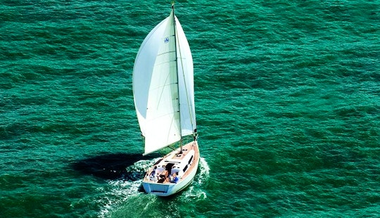 Dufour 375 Sailing Yacht Charter In Tortola
