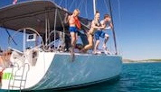 Varianta 44' Cruising Monohull Charter In Croatia