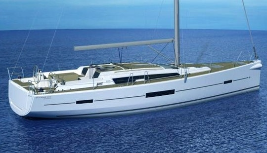Dufour 500 Grand Charter In Tortola