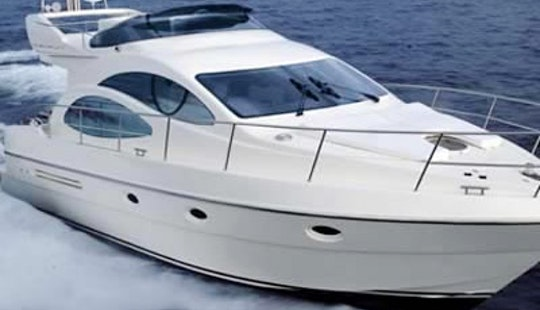 Azimut 42 Yacht Charter In Nice