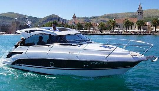 Rent A 27' Grandezza Motor Yacht In Trogir, Croatia