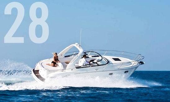 Rent A 28' Bavaria Sport Motor Yacht In Trogir, Croatia