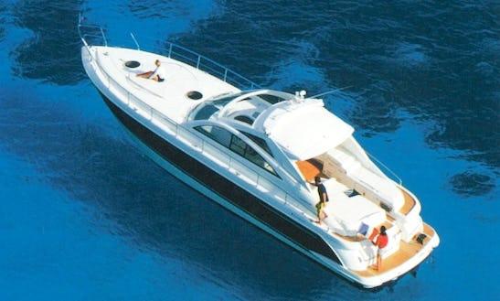 Book This Fairline Targa 52 Gt Blue One Motor Yacht In Šibenik, Croatia