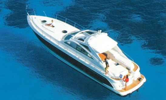 Book This Fairline Targa 52 Gt Blue One Motor Yacht In Šibenik, Croatia