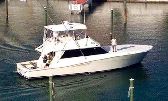 Fishing Charter On 53