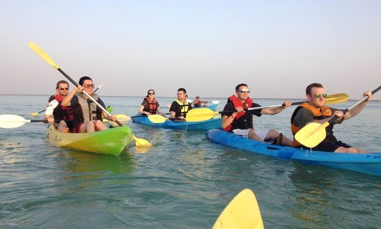 Kayak Tours In Doha, Qatar