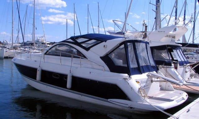 Fairline Targa 38' Motor Yacht in Croatia