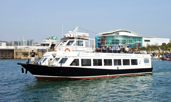 Passenger Boat Rental In Plymouth