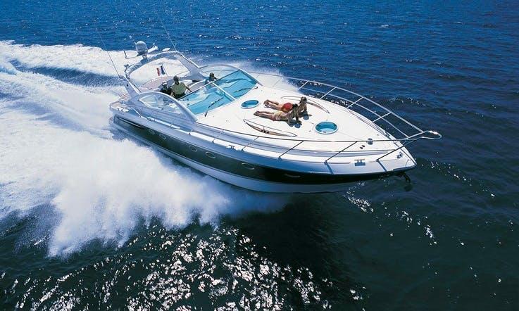 Charter Fairline Motor Yacht in Eilat, Israel