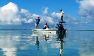 Enjoy Fishing In Caicos Islands, the Turks and Caicos Islands with Captain Darin