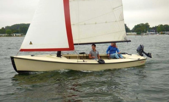 Charter Valk Sailboat In Kortgene
