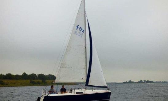 Charter Fox 22 Sailboat In Kortgene