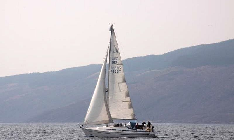 Charter Bavaria 37 Sailboat in Largs, Scotland