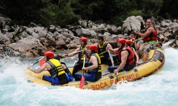 Rafting Trips in Zablak, Montenegro