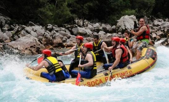 Rafting In Zablak, Montenegro