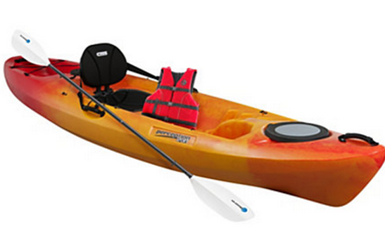 Kayak Rental In Flamingo, Costa Rica