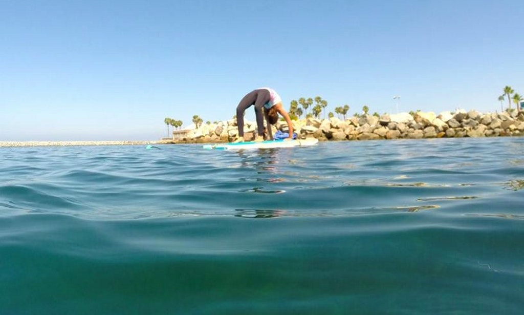 Huntington Beach Paddle Board Rentals