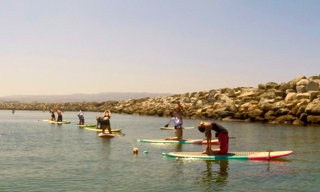 Paddle Boarding Rentals In Huntington Beach