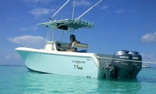Light tackle fishing charter in the bahamas getmyboat for Bimini fishing charters