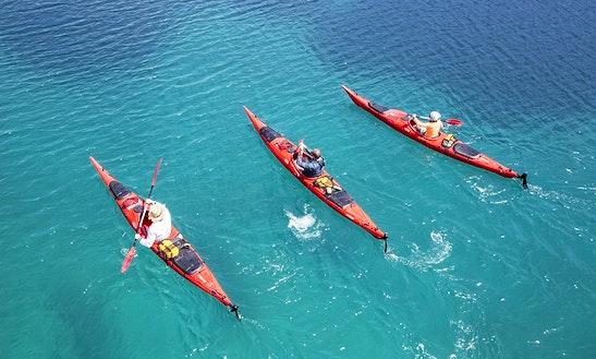 Kayak Day Trips On Molat