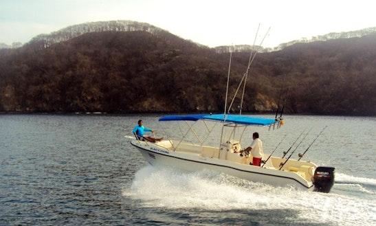 Fishing Charters In Costa Rica