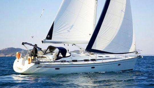 Charter Bavaria 46 Cruiser Sailboat In Sibenik